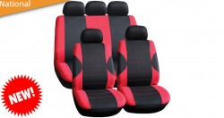 Complete Set of Seat Covers for your vehicle