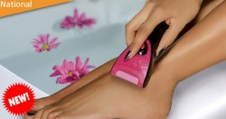 Have perfect smooth feet with the Delany Pedi Wonder