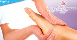 Enjoy a 50 Minute Reflexology Session at Holistic Health