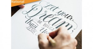 Calligraphy Diploma Course from COE