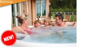 Save up to 53% on Crystec hot tubs