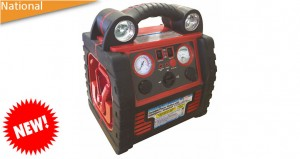 Rugged power pack to keep your car going
