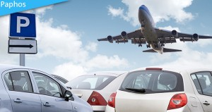7 DAYS VALET PARKING AT PAPHOS AIRPORT