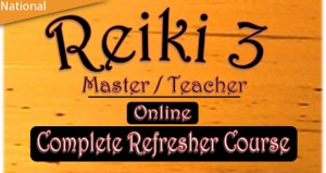 Reiki 3 Complete Video and Ebook Refresher Course Online