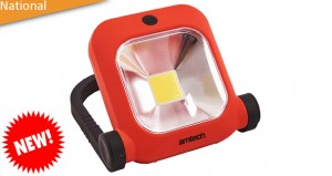 10 Watt COB LED Rechargeable Work Light