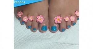 Sweet Feet, Summer is Here