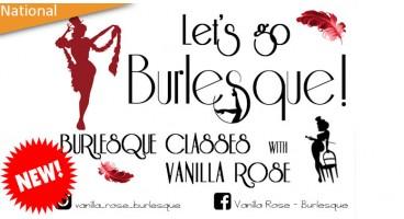 Vanilla Rose - Burlesque teacher
