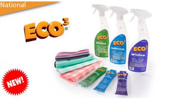 Eco friendly cleaning products delivered right to your door (Paphos area)