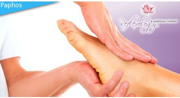 Enjoy a 50 Minute Reflexology Session