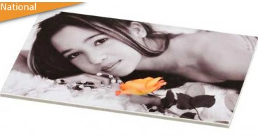 Get a Wonderful Print of your Favourite Photo on a KAPAfix® backing in 2 sizes