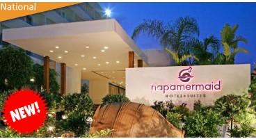 Stay at the Napa Mermaid Hotel