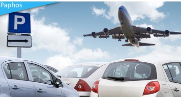 21 DAYS VALET PARKING AT PAPHOS AIRPORT