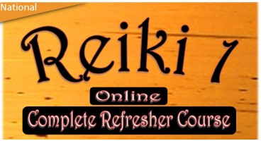Reiki 1 Complete Video and Ebook Refresher Course Online