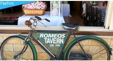 A True Taste of Cyprus at Romeos Traditional Cyprus Tavern