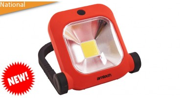10 Watt COB LED Rechargeable Work Light
