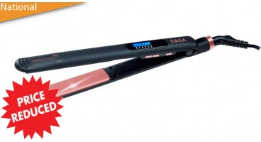 Daga HS-60 Hair straightener with LED