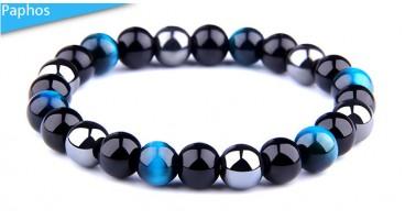 Stunning Triple Crystal Power Bracelet