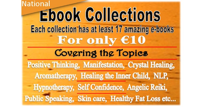 Amazing e-book collections