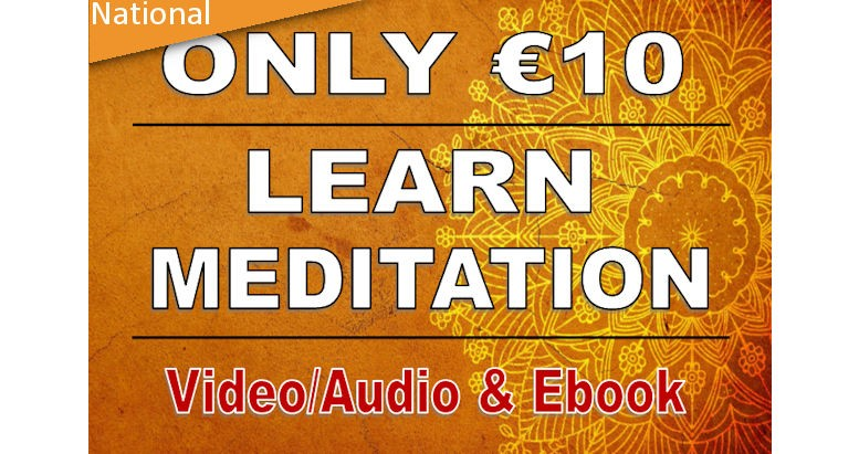 Learn Meditation from the comfort of your own home