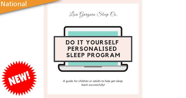 Fully personalized and specially designed sleep plan