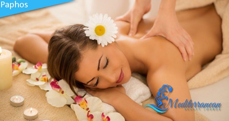 Get a 55 minute full body massage AND 25 minute mini-facial at Mediterranean Beauty Lounge